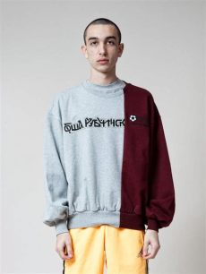 buy gosha rubchinskiy combo logo sweatshirt at union los angeles - Gosha Rubchinskiy Combo Logo