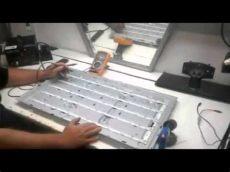 como arreglar televisores led reparacion pantalla tv led samsung