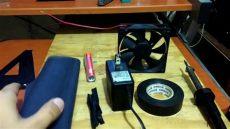 extractor de aire casero extractor de humo casero