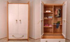 roperos de madera para ninos precios un armario sonriente para la habitaci 243 n de los ni 241 os lemari meja rias