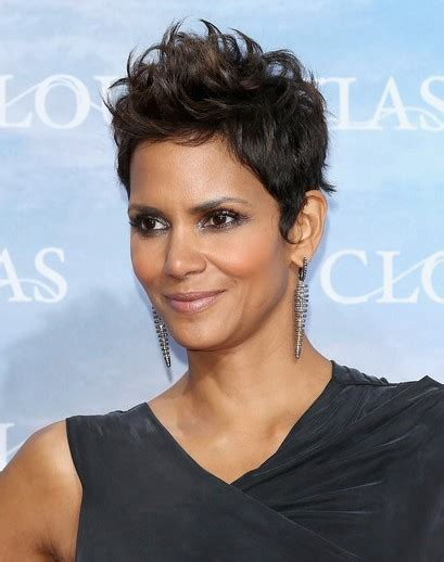 halle berry short haircuts popular haircuts