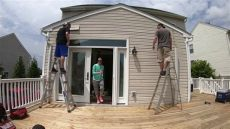 sunsetter installation how to install a sunsetter 174 awning