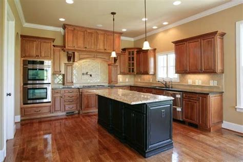 kitchen paint colors maple cabinets photo 21 ginger