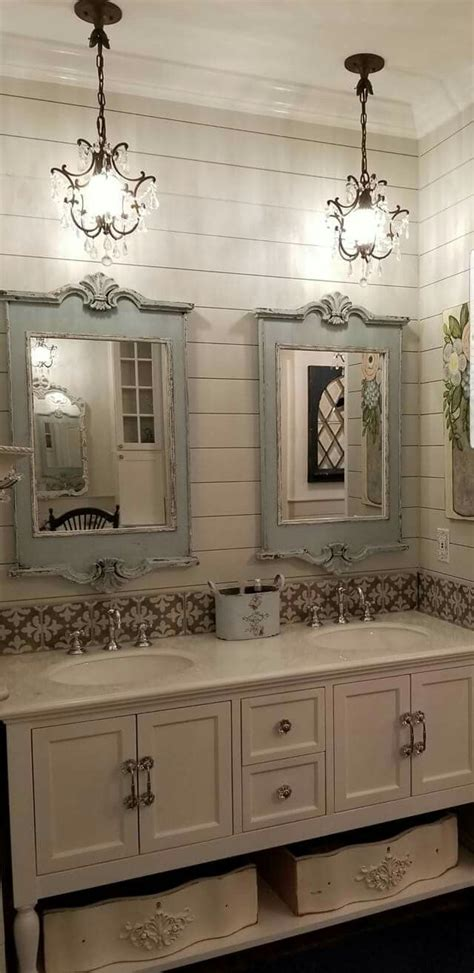pin maddie sewell home farmhouse master bathroom dream