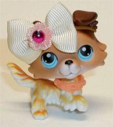 littlest pet shop 58 brown collie accessories lot lps popular ebay lps - Lps Sage Cheap