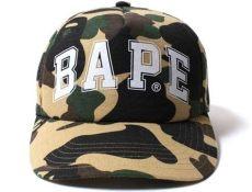 bape cap uk 1st camo snapback cap by bape snapback cap bape snapback