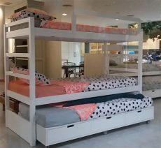 literas de tres camas modernas literas de tres camas compra barato muebleshogar net