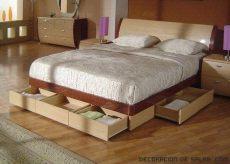 camas matrimoniales con cajones abajo camas con cajones otra idea para organizar cama con cajones base cama con cajones camas