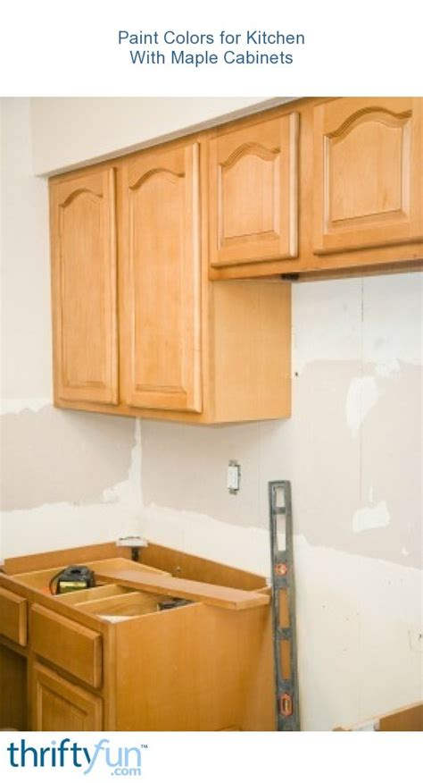 paint color advice kitchen maple cabinets thriftyfun