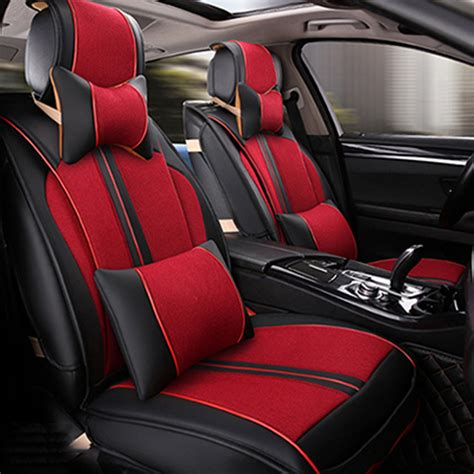 aliexpress buy universal leather car seat covers acura