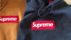 supreme box logo hoodie real vs comparison how to tell apart tutorial - Hoodie Supreme Original Vs Fake