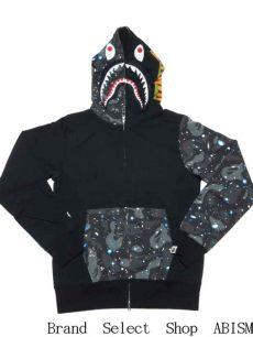 bape shark hoodie price japan brand select shop abism a bathing ape ape space camo shark zip hoodie shark zip