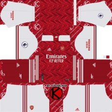 arsenal 2020 21 adidas kit dls2019 kuchalana - Kit Dls Arsenal 2019 Kuchalana