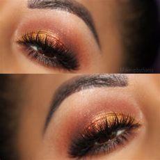 used morphe 25a copper spice palette copper eye makeup makeup morphe - Morphe 25a Makeup Look