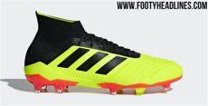 energy mode adidas predator 2018 world cup boots released footy headlines - Botines Adidas Predator 2018 Botitas