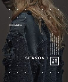 yeezy season poster adidas originals x kanye west yeezy season 1 graphic design inspiration graphic design