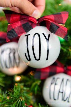 rae dunn christmas ornaments for sale dunn inspired ornaments a bow tutorial simply made