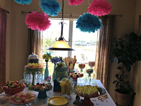 easy diy bridal shower ideas pinterest adored home