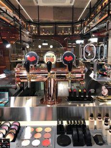 espoir introduced new concept store make up pub in seoul retail in asia - Espoir Makeup Pub