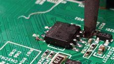 memoria 93c46 reemplazo de componentes eeprom c 243 mo soldar un componente eeprom de 8 pines subt 237 tulos espa 241 ol