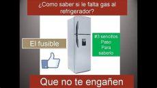 191 como saber si le falta gas al refrigerador que no te enga 241 en - Como Saber Si Le Falta Gas Al Aire Acondicionado Split
