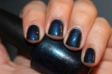 opi blue nail polish swatches a addiction opi ta get this blue swatch