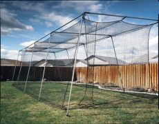 used baseball batting cages for sale backyard black batting cages for sale backyard batting cages for sale walsall home and
