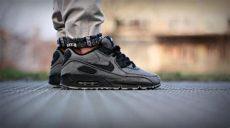 air max 90 denim black nike air max 90 air attack pack black denim sweetsoles sneakers kicks and trainers