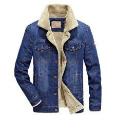 next jacket mens sale clearance sale caopixx jackets for s classic western style lined denim jacket trucker coat