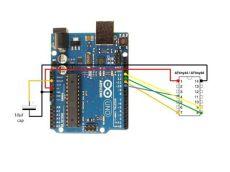 using the arduino uno to program attiny84 20pu use arduino for projects - Attiny84 Arduino