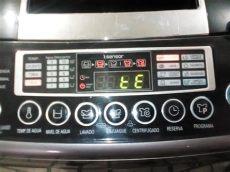 codigo de lavadora lg codigo error te lavadora lg inverter