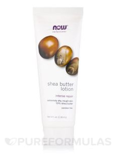 now 174 solutions shea butter lotion 4 fl oz 118 ml - Now Solutions Shea Butter Lotion