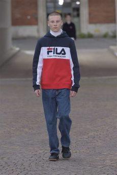 gosha rubchinskiy fila girl pitti uomo gosha rubchinskiy ss17 collection design fashion photography style design