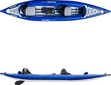aquaglide chelan hb tandem xl kayak at rei - Aquaglide Chelan Hb Tandem Xl Review