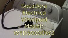 secadora general electric no calienta reparando secadora electrica whirlpool que no calienta wed5000dw2