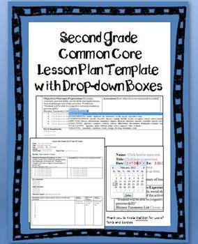 2nd grade common core lesso germain teachers teachers