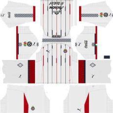 dls chivas kit 2019 kits chivas guadalajara league soccer 2019 dls mejoress