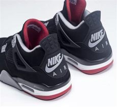 nike air 4 bred 2019 release date sneaker bar detroit - Air Jordan 4 Og Bred 2019
