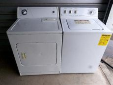 ge whirlpool heavy duty capacity plus washer and dryer lavadora y secadora for sale in - Secadora Whirlpool Heavy Duty Super Capacity