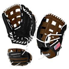 worth liberty glove 13 buy worth liberty advanced 13 inch la130bh slowpitch softball glove white scarlet scarlet in