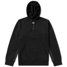 adidas x alexander wang hoodie adidas x wang logo hoody black end