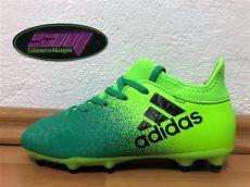 tacos adidas x 16 3 de bota para ni 241 o futbol soccer 699 00 en mercado libre - Tacos Adidas Botines De Futbol