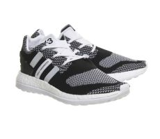 y3 pure boost snow white adidas y3 y3 boost zg knit white black white his trainers