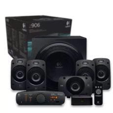 bocinas logitech z906 sonido 5 1 surround thx 500w nuevas 6 350 00 en mercado libre - Bocinas Logitech Z906