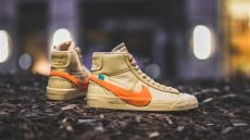 nike blazer mid off white all hallows eve on feet shop nike blazer mid white all hallow s solez4real