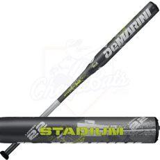 demarini slowpitch softball bats 2014 demarini stadium cl22 slowpitch softball bat wtdxst2