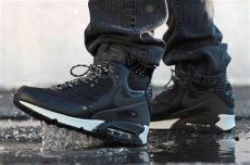 buy nike air max 90 sneakerboot nike air max 90 winterized sneakerboot quot black reflective quot sneakernews