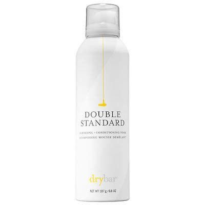 beauty review dry bar double standard shoo cleansing