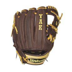 wilson yak baseball glove closeout wilson a1500 pro soft yak baseball glove 11 5 quot bb1786