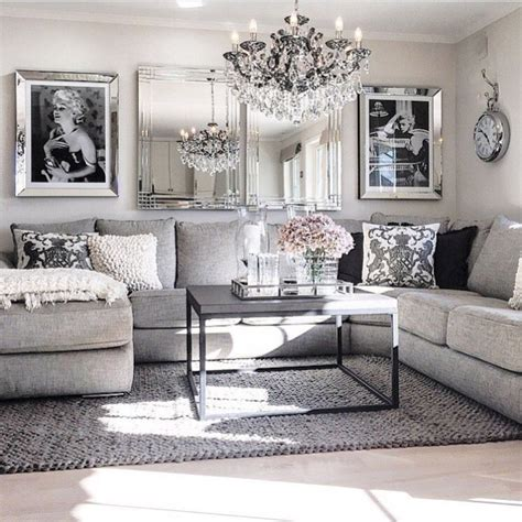 modern glam living room decorating ideas 19 glam